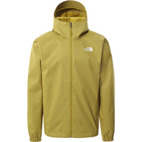 The North Face Quest Chaqueta Hombre, matcha green/black heather